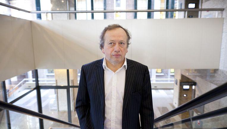 Staatssecretaris Henk Bleker. Foto: anp Beeld