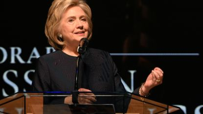 Probeert ze het nog een keer? Geruchten over 'presidentskandidaat' Hillary Clinton nemen toe