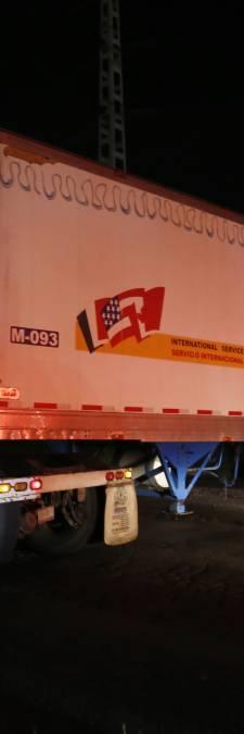 Gehannes met container vol lijken van Mexicaanse bendeleden