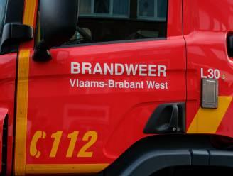 Brandje bij roofingwerken in Sint-Katherina-Lombeek