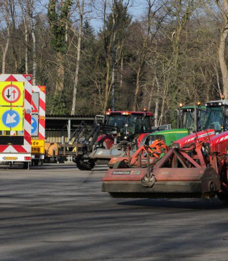 Uitverkoop provincie Gelderland levert bijna drie ton op