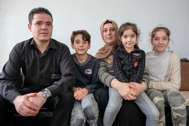 Familie Jakupi.