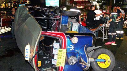 500 verkeersslachtoffers op één dag in Thailand