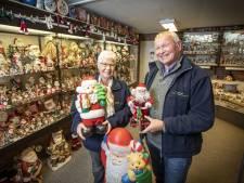 Kerststallenexpositie in Losser: 'Kerst is favoriete tijd van 't jaar'