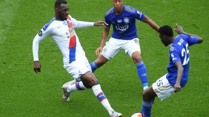 Tielemans en Praet blijven derde na overwinning tegen Crystal Palace van Benteke