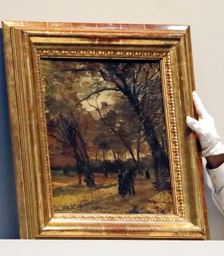Schilderij Van Gogh verkocht voor 10 miljoen - en hier werd het gemaakt