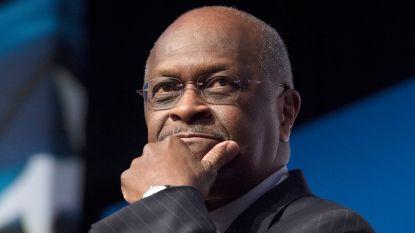 Trump wil oud-presidentskandidaat Herman Cain in bestuur van Fed