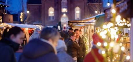 Kerstmarkt Fijnaart afgelast vanwege het slechte weer