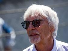 Oud Formule 1-baas Ecclestone: waarom niet volgend jaar starten?