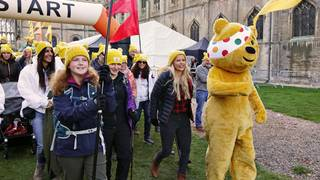 Countryfile Ramble For BBC Children In Need