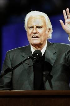 Tv-dominee Billy Graham (99) overleden