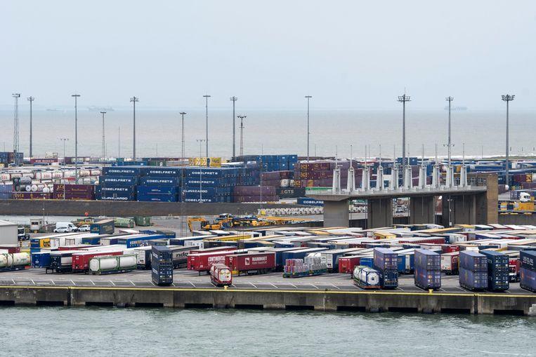 Binnendringen in de haven van Zeebrugge is sinds 2016 strafbaar.