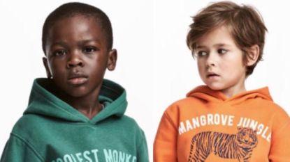Ouders H&M-modelletje verhuizen na ophef om 'racistische' trui