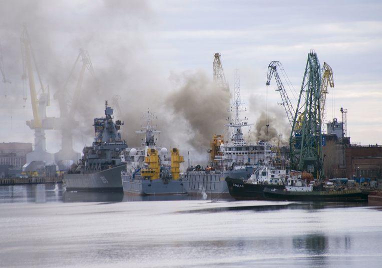 Aanvankelijk beweerden de autoriteiten dat er geen radioactieve straling was vrijgekomen bij het incident.