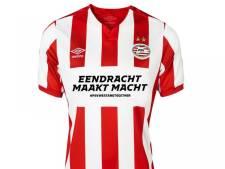 PSV brengt benefietshirt op de markt, winst gaat naar Rode Kruis