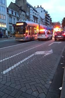 Une jeune fille heurtée par un tram à Uccle