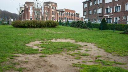 Gemeente koopt graspleintje Victor De Meyerestraat over