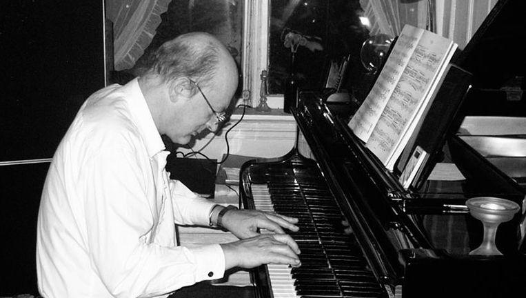 Hugo van Neck in 2004 Beeld -