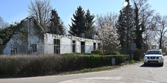 De oude boerderij aan de Pastoriestraat in Velp