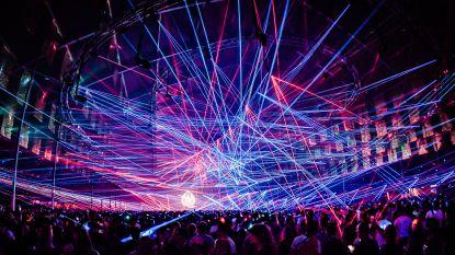 WERELDRECORD: 320 lasers in één zaal