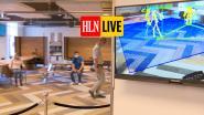 HLN LIVE. Infrabel ontwikkelt camera die controleert of je mondmasker draagt