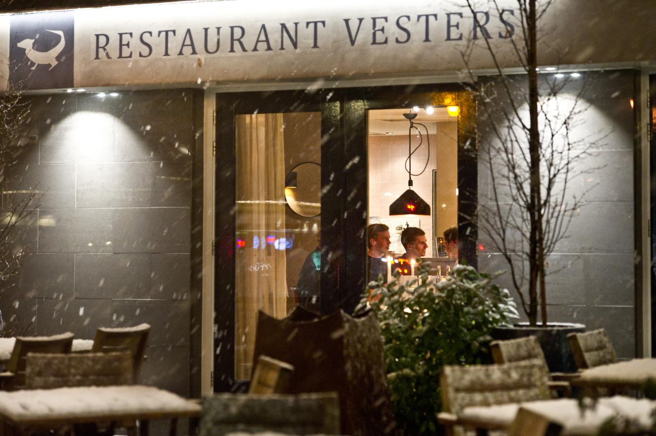 Restaurant Vesters in Nijmegen.