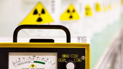 Kleine hoeveelheden radioactieve stoffen in lucht boven Noord-Europa