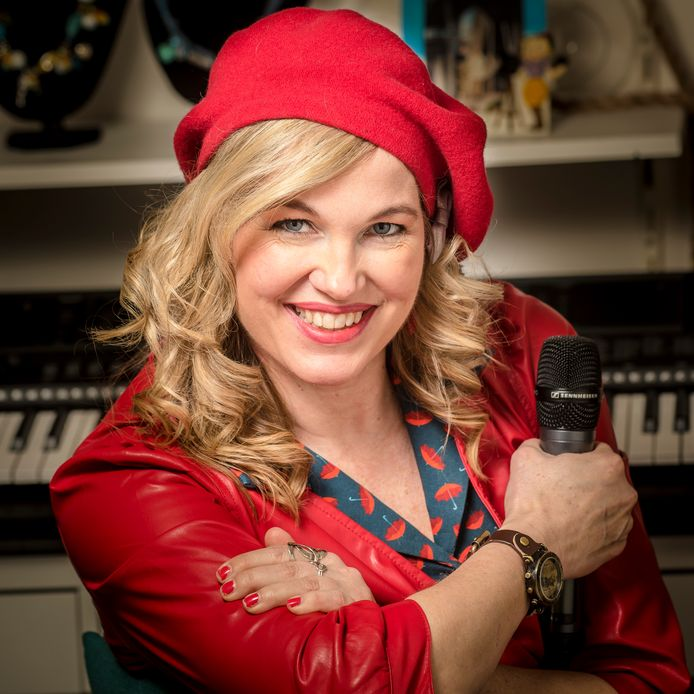 Tanja Klerkx maakt een lied speciaal voor mensen met een beperking.