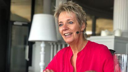 """Ex-judoka Ingrid Berghmans vertelt in 'De Rotonde' over het verlies van haar grote liefde: """"Hij vertrok met mijn hart"""""""