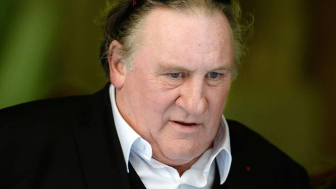 Verkrachtingszaak Gérard Depardieu wordt mogelijk heropend