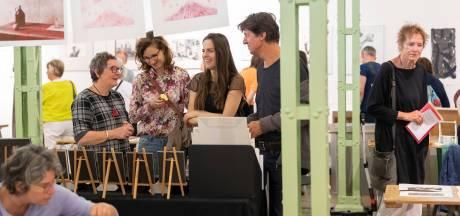 Eerste landelijke beurs voor grafische kunst in Den Bosch