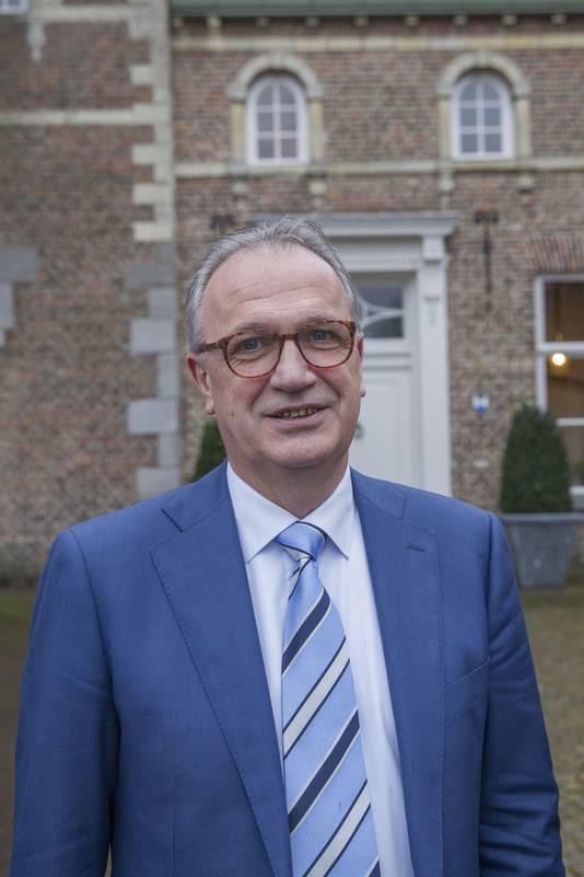 Jan Goijaarts, wethouder in Meierijstad met onder meer het grondbedrijf in zijn portefeuille.