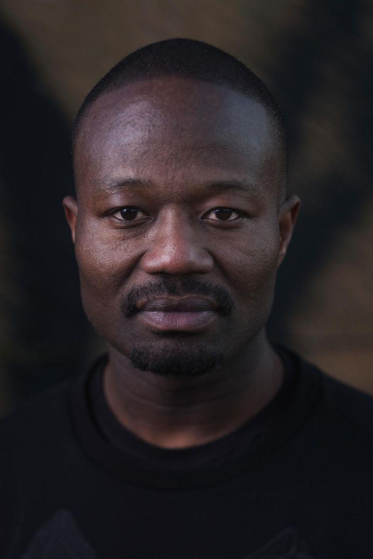 Jerry Afriyie: 'We waren een van de grassrootorganisaties die een zaadje hebben geplant.' Beeld Mark van der Zouw