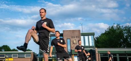'Transfergekte' in Haalderen; ook Rob Vonk kiest voor voetballen bij HAVO