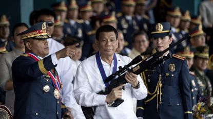 Filipijnse senator verdedigt doodschieten van peuter tijdens politieactie