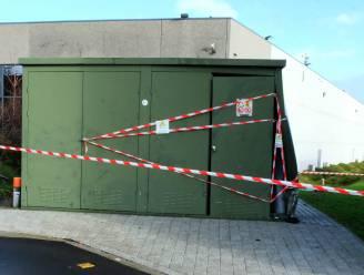 Chauffeur ramt gascabine in Zonnestraat en rijdt verder