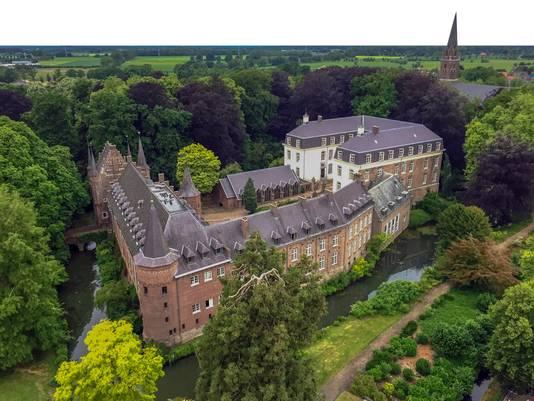 Het kasteel van Gemert.