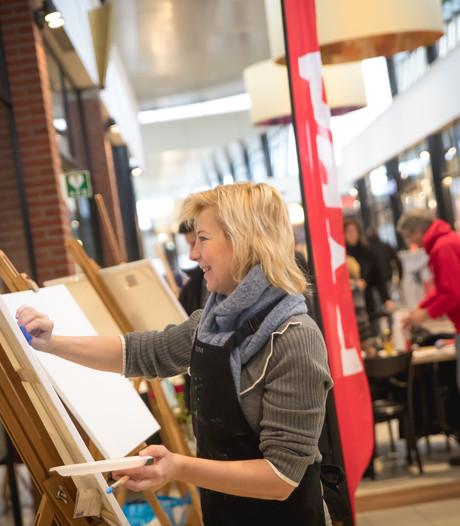 Start PvdA-campagne in Ede niet zo schilderachtig als gehoopt