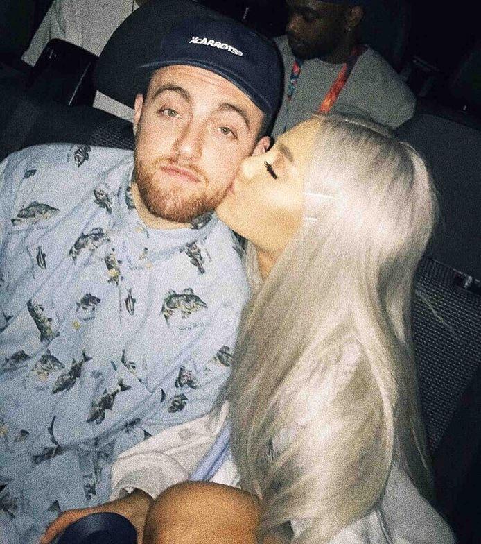 Ariana Grande en Mac Miller.