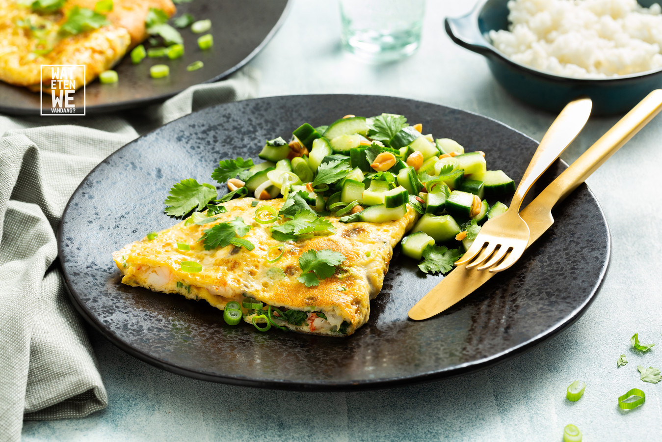 Vietnamees omelet