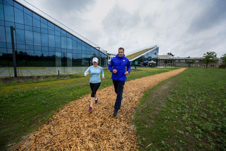 Ook aan de Corda Campus ligt er een Finse piste.