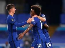 Willian mengt zich in rijtje met Agüero en Van Nistelrooy bij simpele zege op Watford