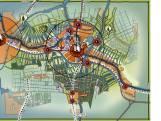 Autoluw, groen en een top-treinstation: zo ziet Alphen er in 2040 uit