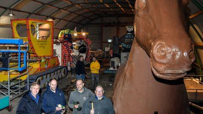't Aaten Peit va Wies' weer van stal voor carnaval