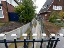 Ratten zoeken elders hun heil vanwege aanpassing Drienerbeek