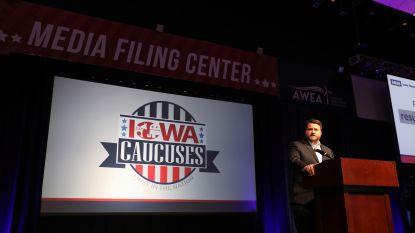 Voorzitter Democraten Iowa neemt ontslag na chaos voorverkiezingen