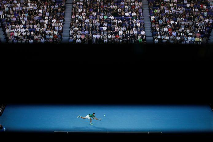 Archiefbeeld van de Australian Open.