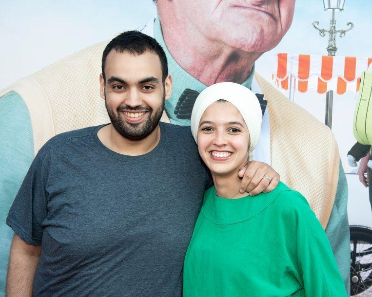 Kamal Kharmach en zijn vrouw zijn trotse ouders geworden van een meisje.