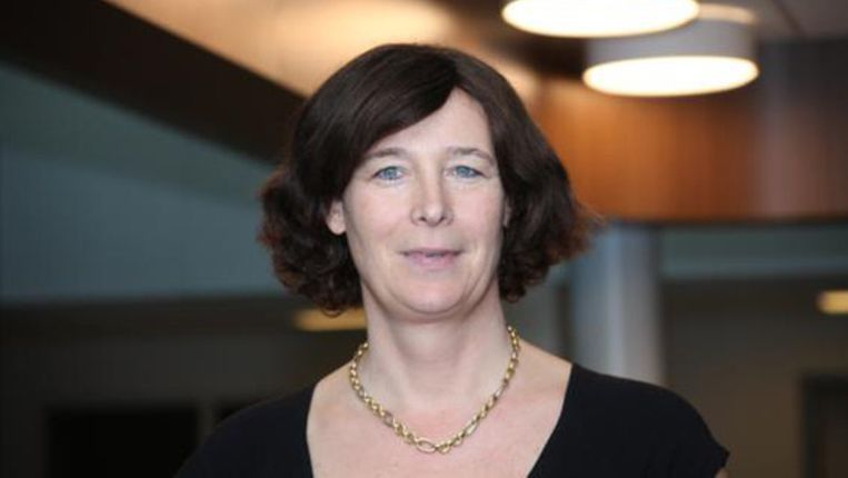 Petra De Sutter.