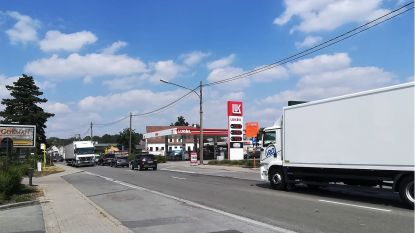 Ternat gaat truckers die E40 ontvluchten om goedkoop te tanken extra belasten